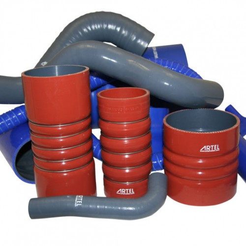 Non-Silicone Hoses   Product Categories   Artel Rubber