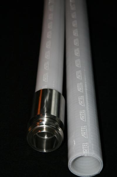 thin wall food hoses