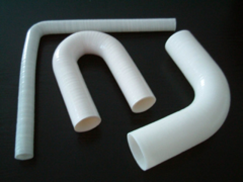 Reinforced Silicone Hose